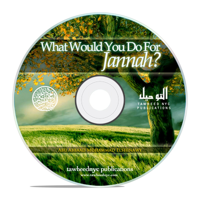 what would you do for jannah